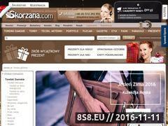 Miniaturka domeny www.skorzana.com