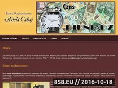 Miniaturka domeny skorzec-biurorachunkowe.pl