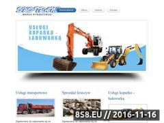 Miniaturka domeny sks-trans.pl