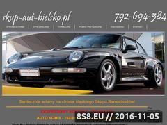 Miniaturka domeny skup-aut-bielsko.pl