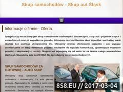 Miniaturka domeny skup-aut-bytom.pl