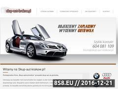 Miniaturka domeny www.skup-aut-krakow.pl