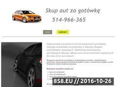Miniaturka domeny www.skup-aut-trojmiasto.pusku.com