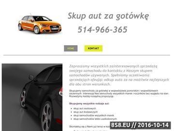 Zrzut strony Skup aut Gdansk 514966365 Tczew Kwidzyn SłUpsk