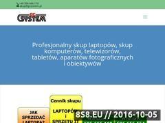 Miniaturka domeny skup-laptopow.com