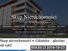 Miniaturka domeny skup-nieruchomosci-za-gotowke.pl