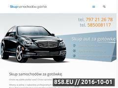 Miniaturka domeny skup-samochodow-gdansk.pl