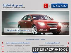 Miniaturka domeny skup-samochodow-lodz.net.pl