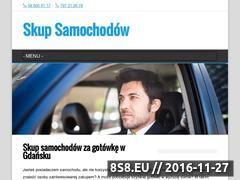 Miniaturka domeny skup-samochodow-pomorskie.pl