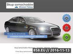 Miniaturka domeny skup-samochodow-warszawa-ursynow-wilanow-mokotow.net.pl