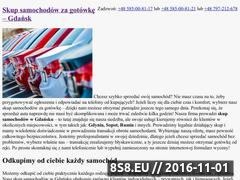 Miniaturka domeny skup-samochodow-za-gotowke.pl