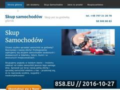 Miniaturka domeny skup-samochoduw.pl