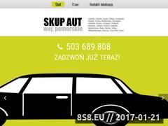 Miniaturka domeny skupaut-gdansk.pl