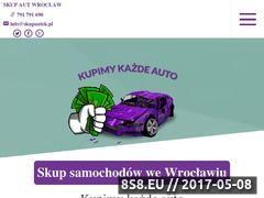 Miniaturka domeny www.skupautek.pl