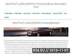 Miniaturka domeny skupautluksusowych.eu