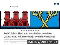 Miniaturka domeny www.skupauttrojmiasto.pl