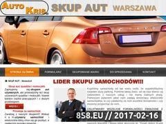 Miniaturka domeny skupie-auta.pl