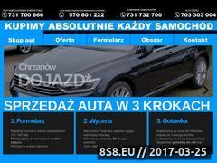 Miniaturka domeny www.skupsamochodow.info.pl