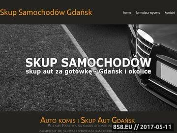 Zrzut strony Skup aut w wyjątkowo korzystnych cenach