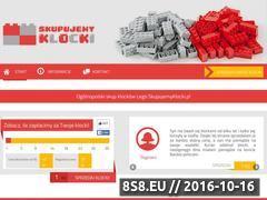 Miniaturka domeny skupujemyklocki.pl
