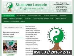 Thumbnail of Naturalne i skuteczne metody leczenia Website