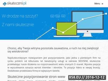 Zrzut strony Pozycjonowanie Warszawa