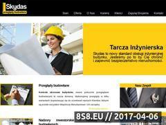 Miniaturka domeny skydas.pl