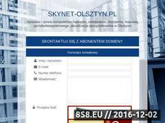 Miniaturka domeny www.skynet-olsztyn.pl