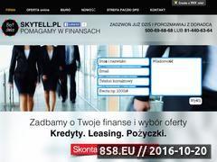 Miniaturka domeny skytell.pl