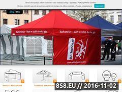 Miniaturka domeny skytent.pl