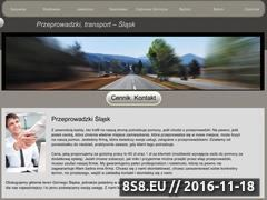 Miniaturka domeny www.slask-przeprowadzki.pl