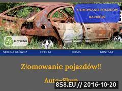 Miniaturka domeny slask-zlomowanie.pl
