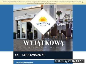 Zrzut strony Wesela Poznań i okolice