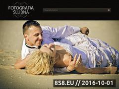 Miniaturka domeny www.slub.e-fotografik.pl