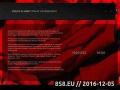 Miniaturka domeny www.slubnefotografie.com.pl