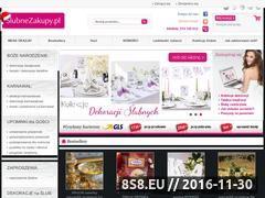 Miniaturka domeny www.slubnezakupy.pl
