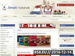 Miniaturka domeny smaki-holandii.pl