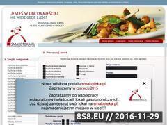 Miniaturka domeny www.smakoteka.pl