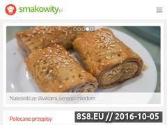 Miniaturka domeny smakowity.pl