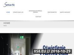 Miniaturka domeny smartie.com.pl