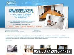 Miniaturka domeny smartservice.pl