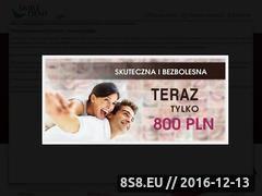 Miniaturka domeny smile-dent.pl