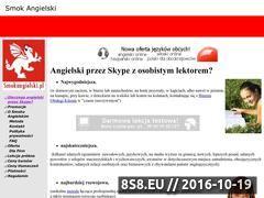 Miniaturka domeny smokangielski.pl