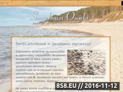 Miniaturka domeny www.smrekowaosada.pl