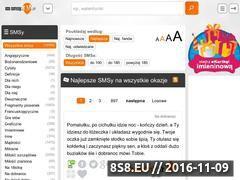 Miniaturka SMSy gotowe do darmowej wysyłki (smsy.tja.pl)