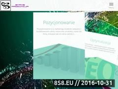 Miniaturka domeny snakeprodukcja.pl