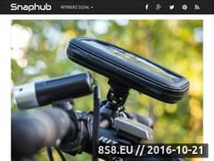 Miniaturka domeny www.snaphub.pl