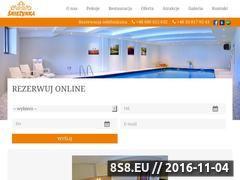 Miniaturka Pokoje Szczyrk - Pensjonat Śnieżynka (sniezynka.szczyrk.pl)