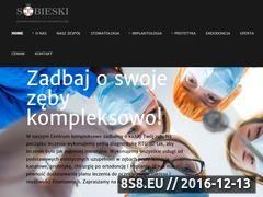 Miniaturka domeny www.sobieskiego12.pl