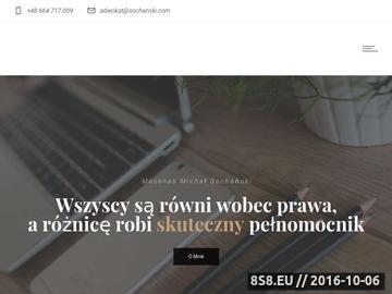 Zrzut strony Obsługa prawna firm Kielce